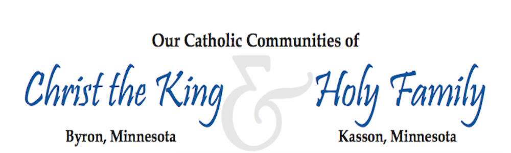 Christ the King & Holy Family Parishes