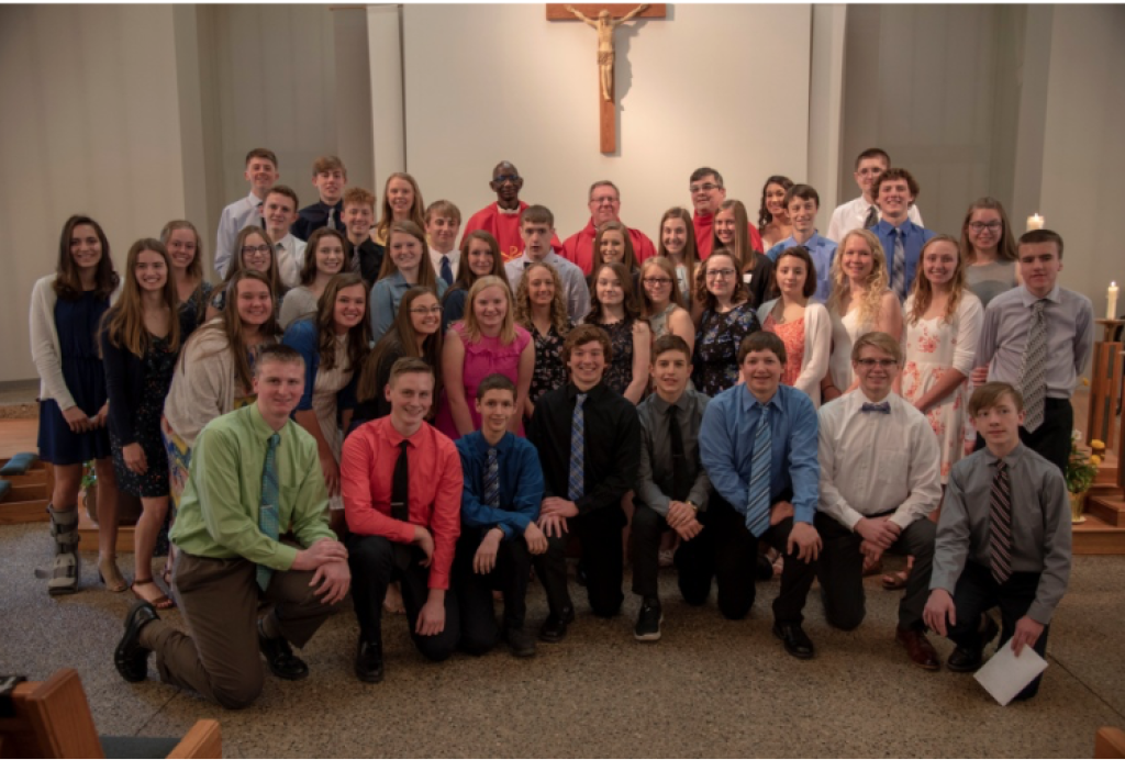 Confirmation May 2019