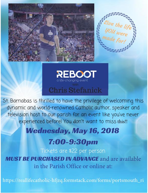 REBOOT!  Change YOUR Life!