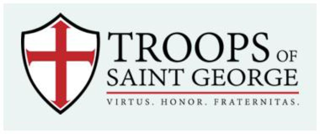 Troops of St. George Logo