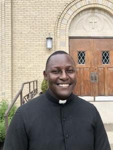 Photo of Father Ivan Kalamuzi