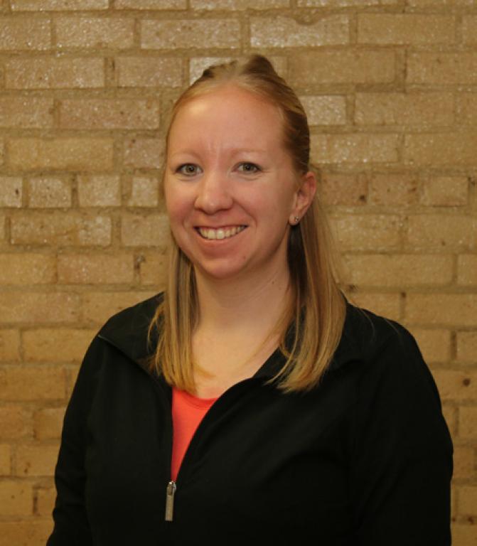 Ashley Sprung - Teacher