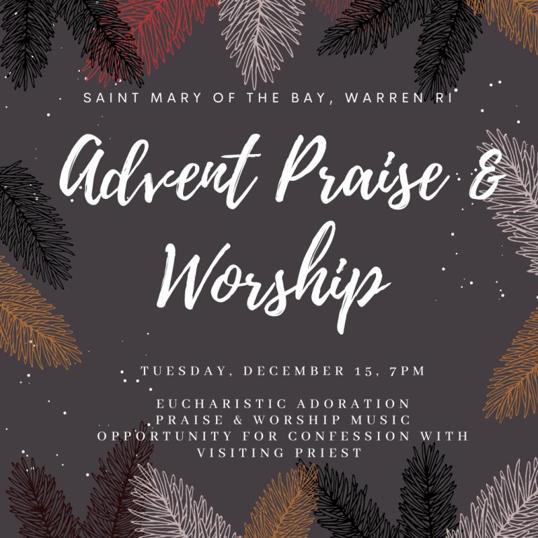 advent event