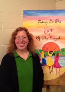 Photo of Ms. Kathy Schmitt, M.Div.