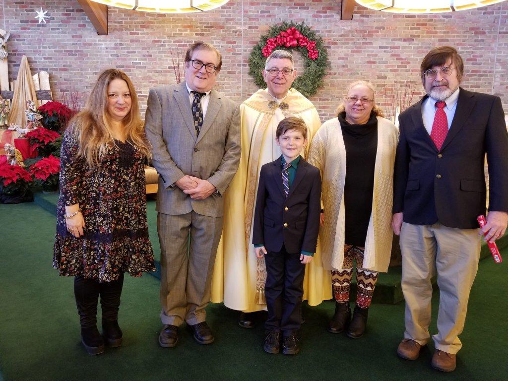 fielding baptism