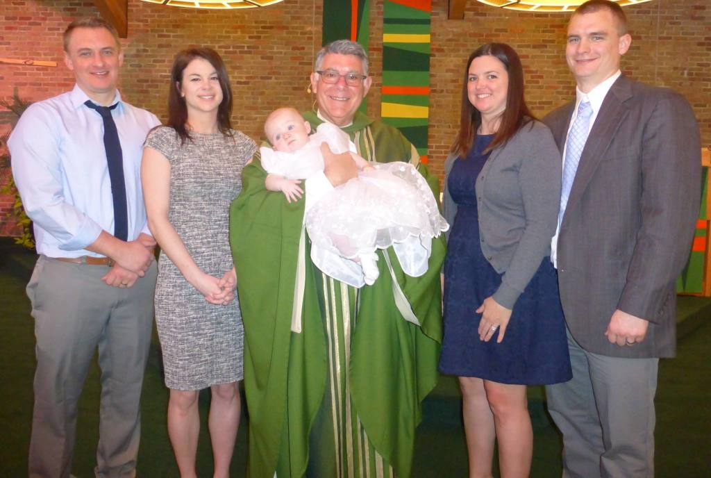 chesney baptism