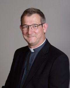 Photo of Deacon Paul Ravnikar