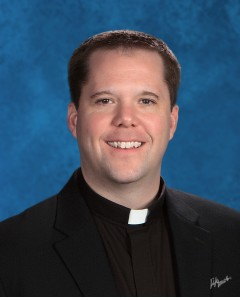 Photo of Father Brian Park