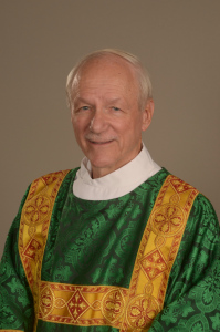 Photo of Deacon Greg Steele