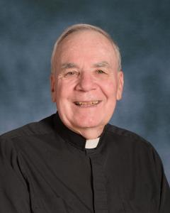 Photo of Msgr. Carl E. Scherrer