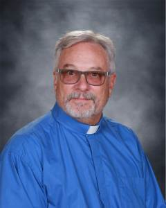 Photo of Fr. Mark Jones