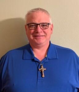 Photo of Deacon Kirk Ripplinger