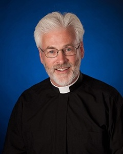 Photo of Fr. Patrick Parks