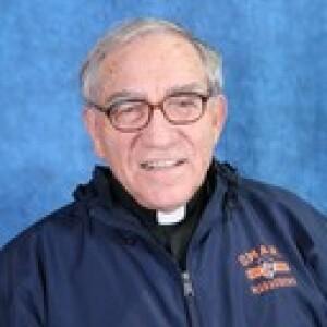 Photo of Father Bernard Pfau