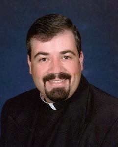 Photo of Fr. Brian Taylor