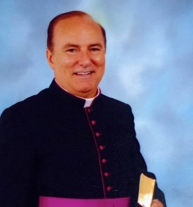 Photo of Monsignor William Hodge