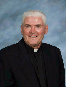 Photo of Fr John Morrissey