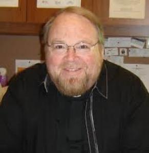 Photo of Fr Richard Sparks