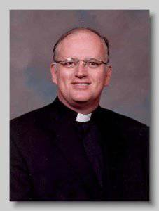 Photo of Fr Michael Martin