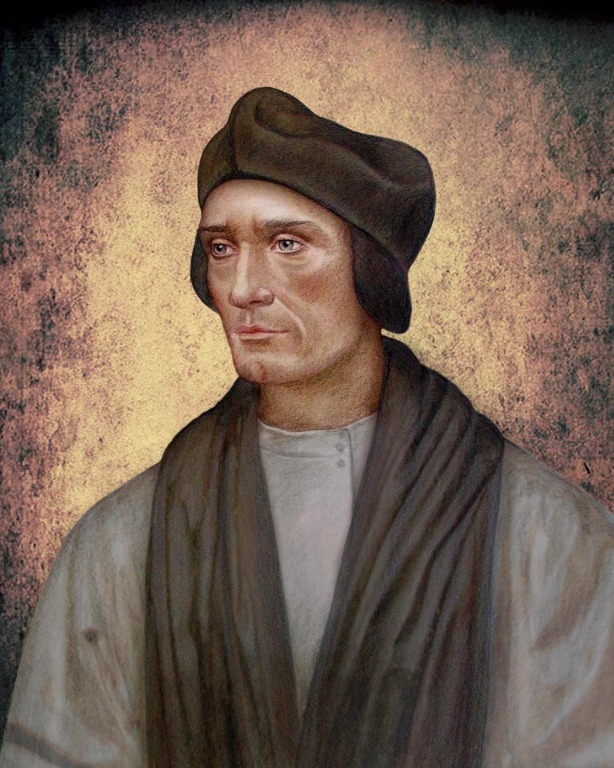 Portrait of Saint John Fisher