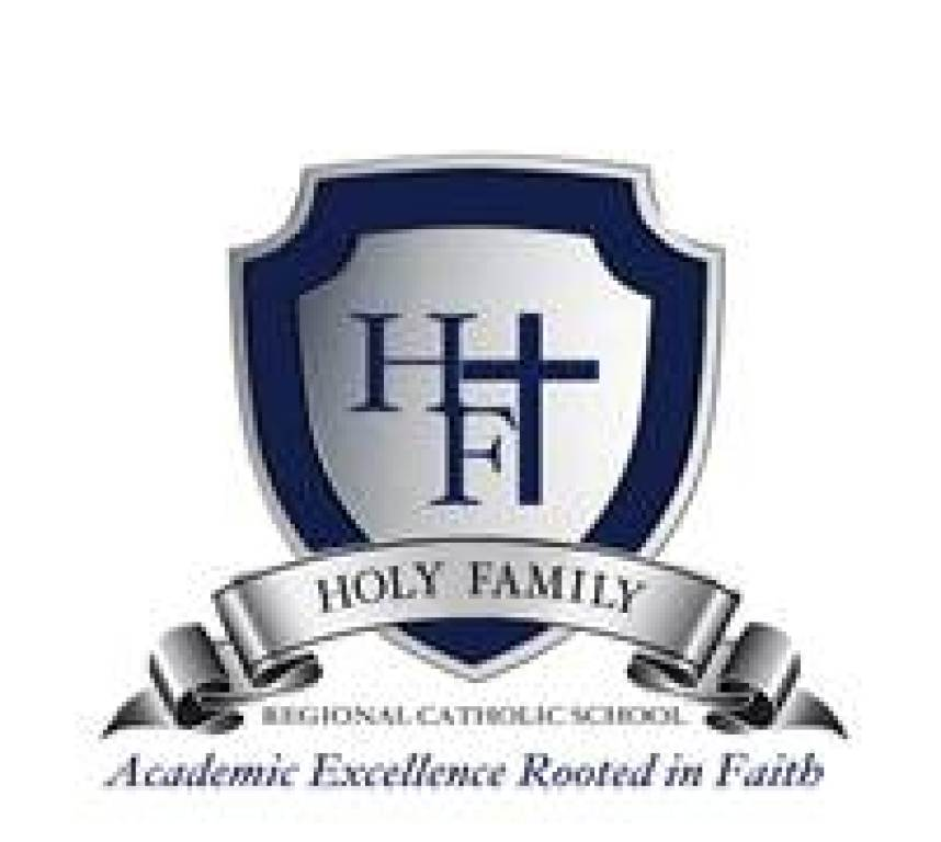 Holy Family School Logo