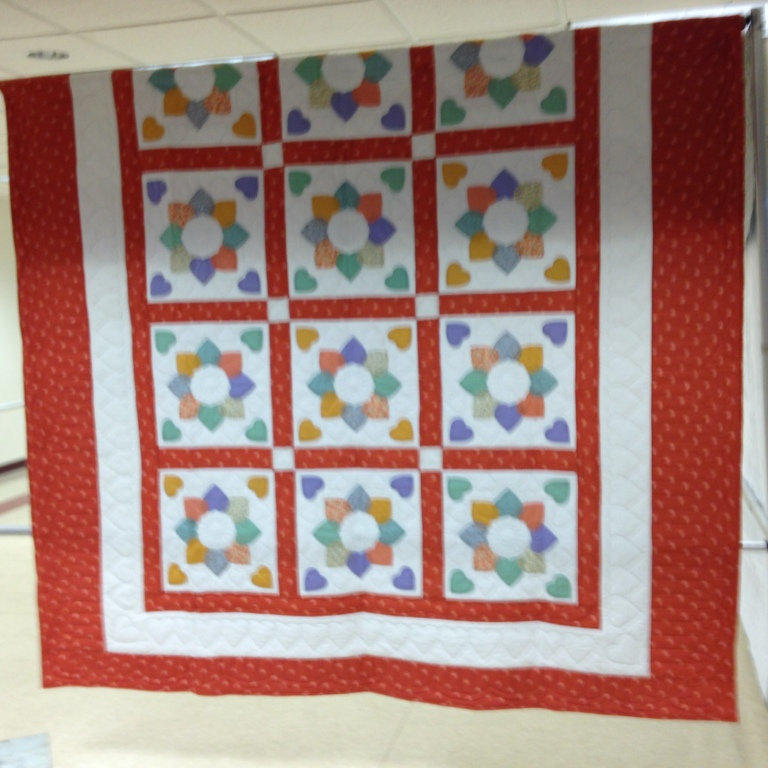 February Quilt