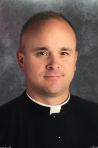 Photo of Rev. Jason Bedel