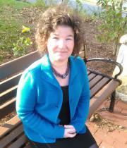 Photo of Frances Robinson, MSS, MLSP
