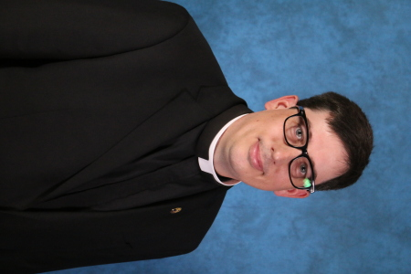 Photo of Deacon Jered Grossman
