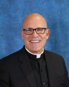 Photo of Rev. Raymond Courtright