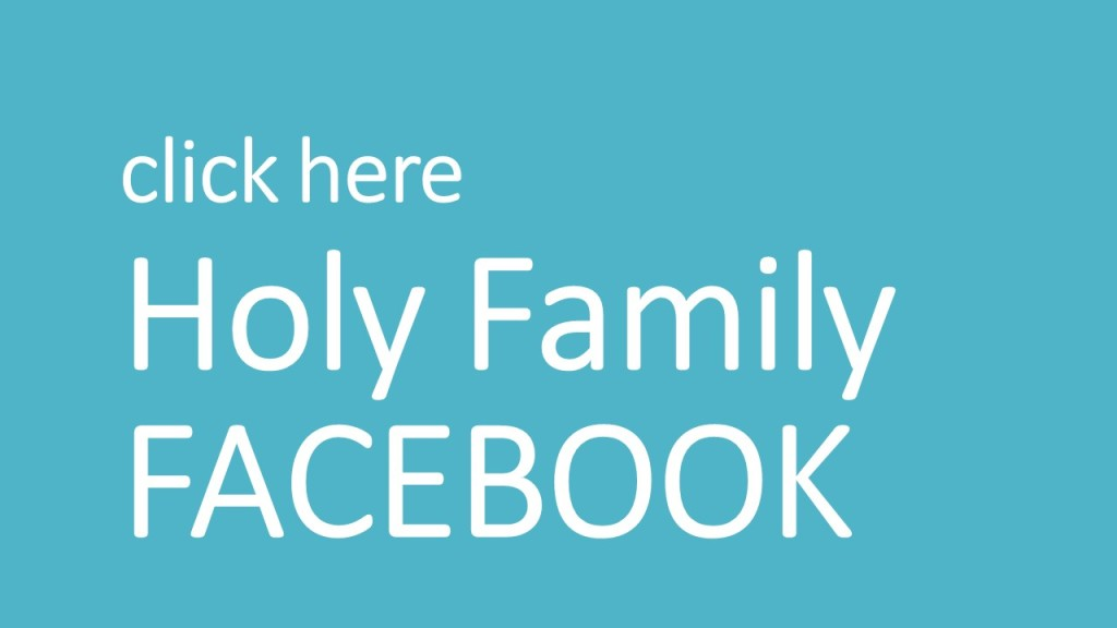 Holy Family Facebook