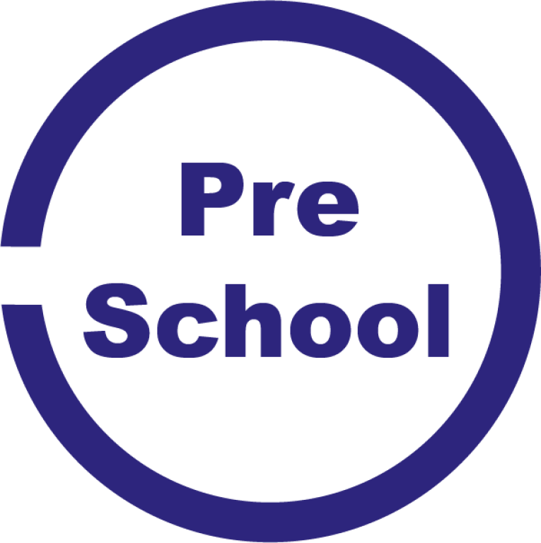 Preschool button