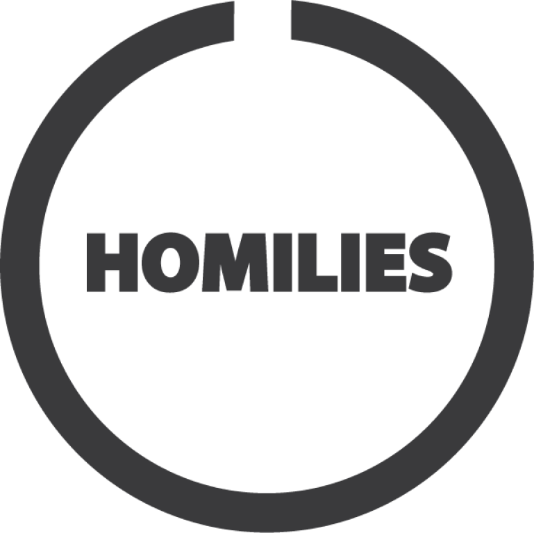 homilies button