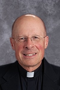 Photo of Father Gary Brethour