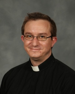 Photo of Fr. Kenneth Wehrs