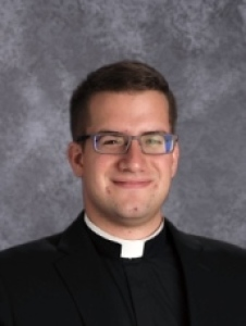 Photo of Father Andrew Litt