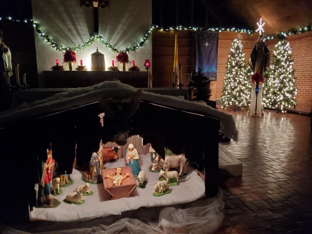 2019 St. Patrick Church Christmas Mass
