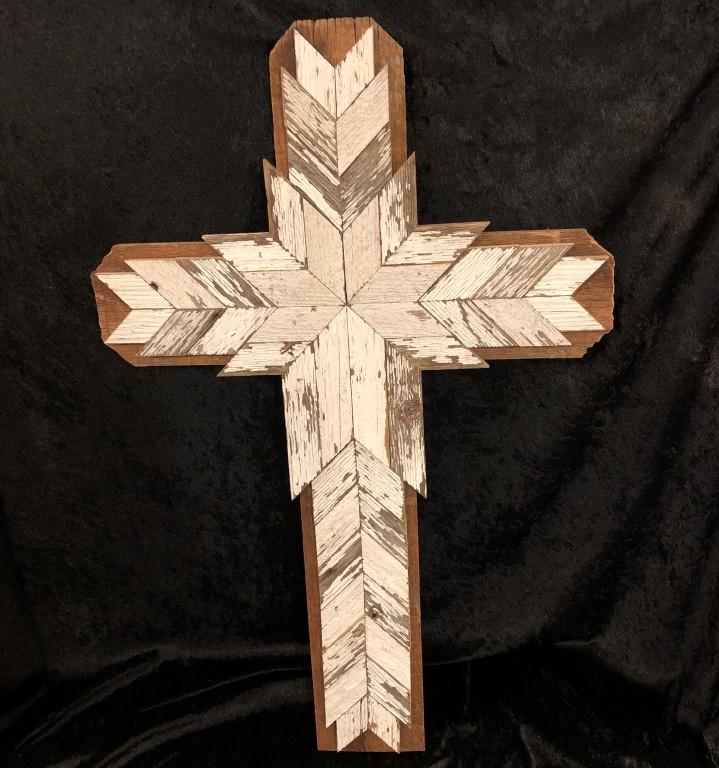 Bardwood Cross