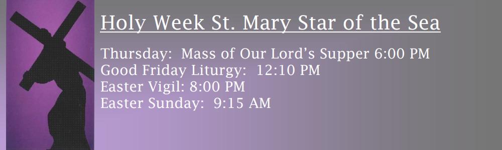 St. Mary Star of the Sea Church