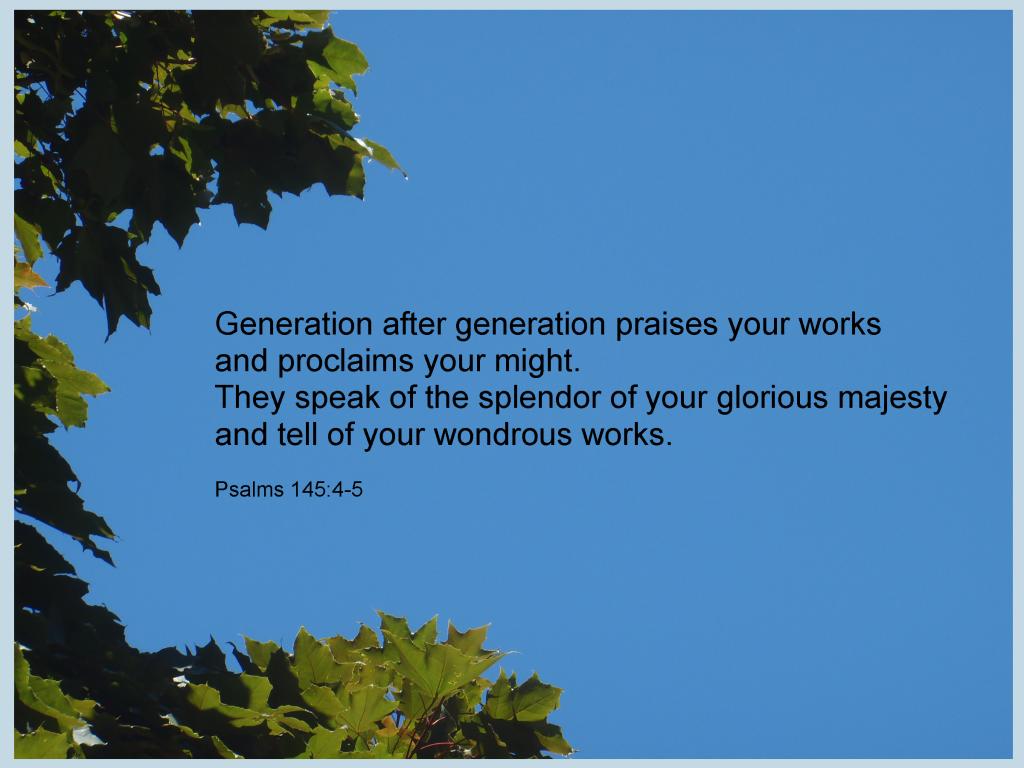 Prayer 070918