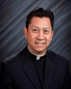 Photo of Pastor Fr. Minh Q. Do