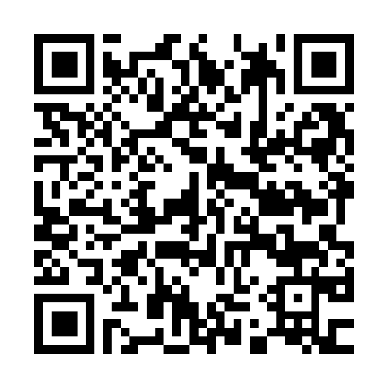 QR Code for Faith Formation Registration
