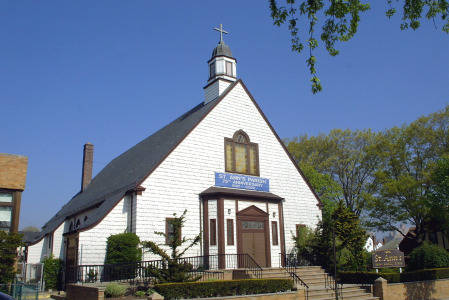 The Roman Catholic Parish of Mary's Nativity - St  Ann