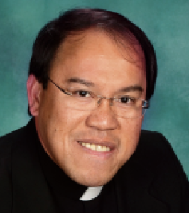 Photo of Father Aldrin Basarte