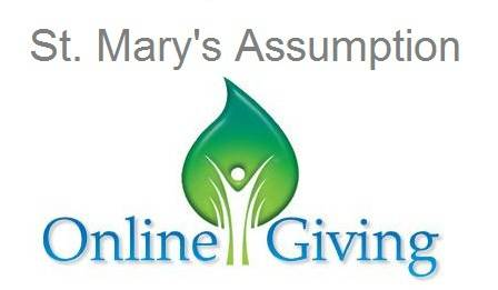 St. Mary's Online Giving