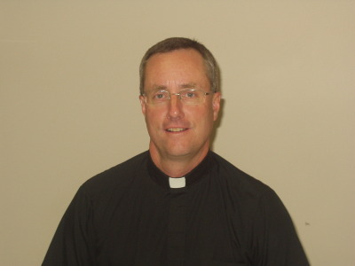 Photo of Father Brian Bebak