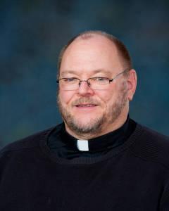 Photo of Fr. Mark Bettinger
