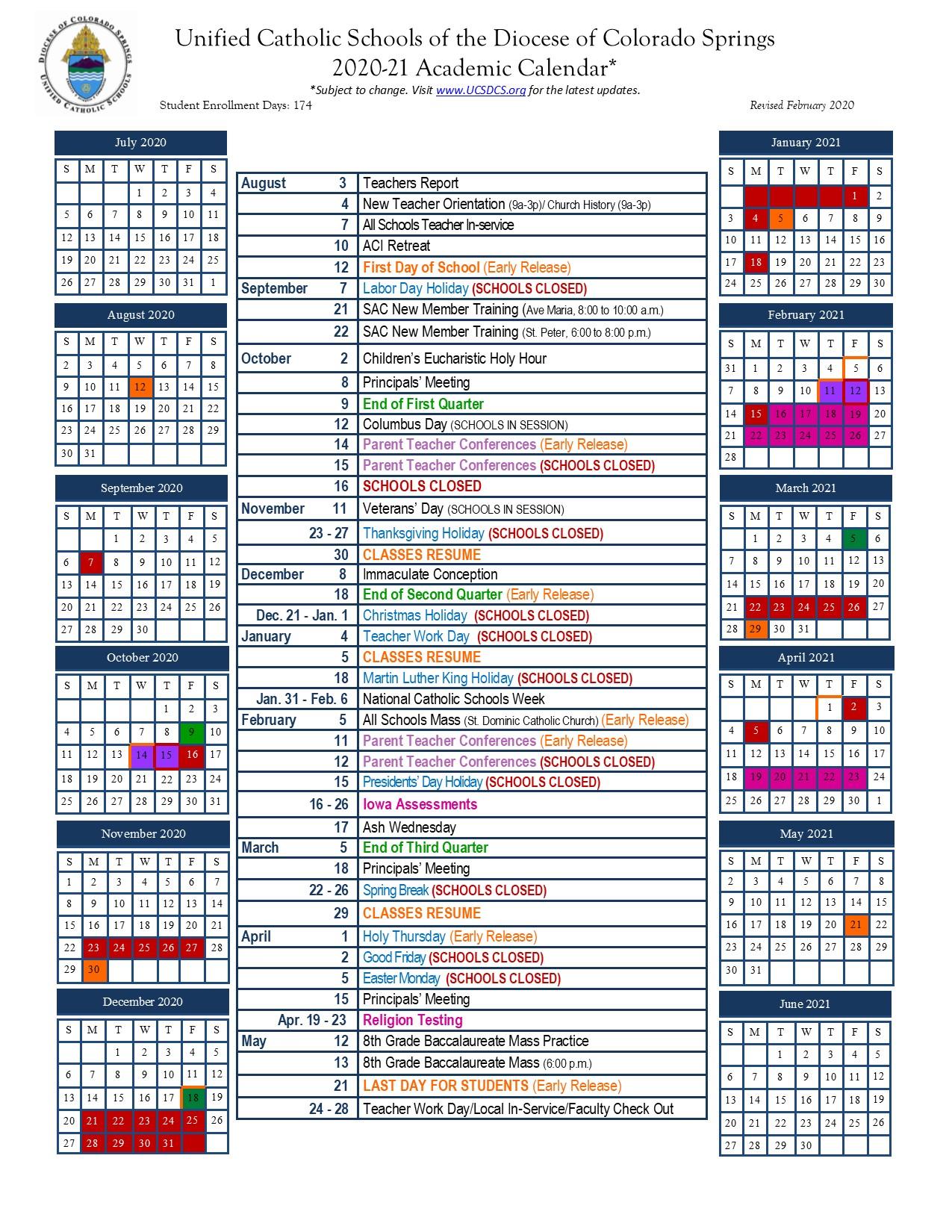 Colorado College Academic Calendar 2021 Photos